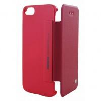 Чехол Remax Leather Case Ice Cream Seriese Pink для iPhone 5