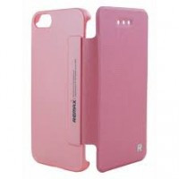 Чехол Remax Leather Case Ice Cream Seriese ROSE для iPhone 5