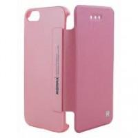 Чехол Remax Leather Case Ice Cream Seriese ROSE для iPhone 5