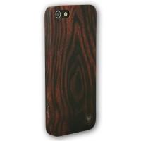 Чехол пластиковый Red ANGEL Wood Texture AP9291 для iPhone 5/5S