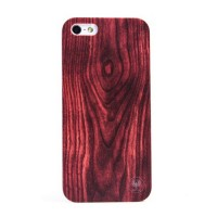 Чехол пластиковый Red ANGEL Wood Texture AP9293 для iPhone 5/5S