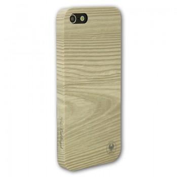 Чехол пластиковый Red ANGEL Wood Texture AP9295 для iPhone 5/5S
