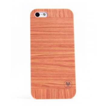 Чехол пластиковый Red ANGEL Wood Texture AP9298 для iPhone 5/5S