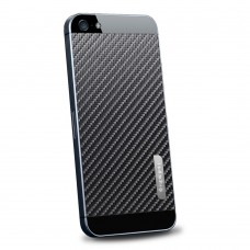 Пленка защитная SGP Skin Guard Set Series Carbon BLACK для iPhone 5