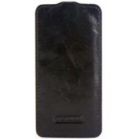 Чехол TETDED Lava Series Flip Case CHARCOAL BLACK для iPhone 5