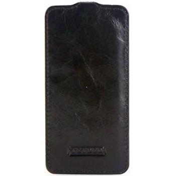 Чехол TETDED Lava Series Flip Case CHARCOAL BLACK для iPhone 5
