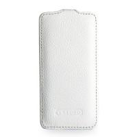 Чехол TETDED Troyes Series Flip Case WHITE для iPhone 5
