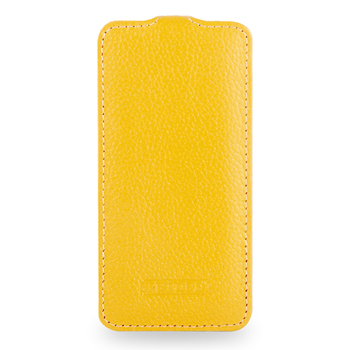 Чехол TETDED Troyes Series Flip Case YELLOW для iPhone 5