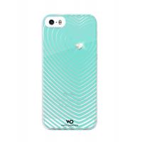 Чехол пластиковый White Diamonds Heartbeat MINT для iPhone 5/5S