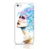 Чехол пластиковый White Diamonds Isis White для iPhone 5/5S