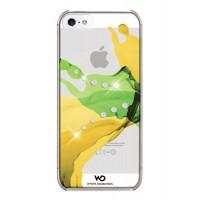 Чехол пластиковый White Diamonds Liquids MANGO для iPhone 5/5S