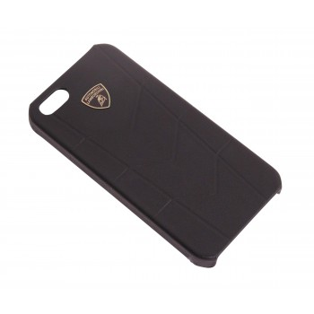 Чехол Lamborghini Aventador-D1 Back Cover Case BLACK для iPhone 5/5S