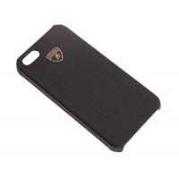 Чехол Lamborghini Aventador-D1 Back Cover Case BLACK для iPhone 5/5S
