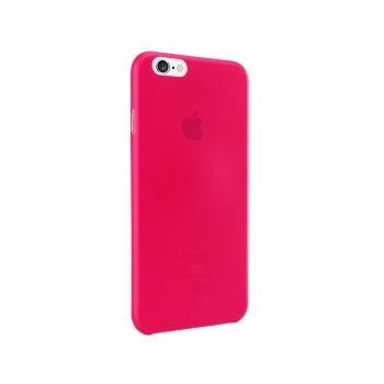 "Чехол пластиковый OZAKI O!coat-0.3 Jelly PINK для iPhone 6 4.7"""
