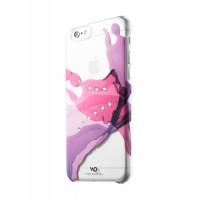 "Чехол пластиковый White Diamonds Liquids PINK для iPhone 6 4.7"""