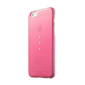 "Чехол пластиковый White Diamonds Trinity PINK для iPhone 6 4.7"""