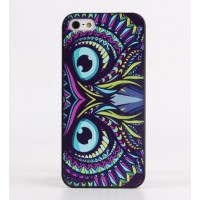 Чехол пластиковый Luxo Funky Animal Aztec Glow In The Dark 3D Филин для iPhone 6/6S