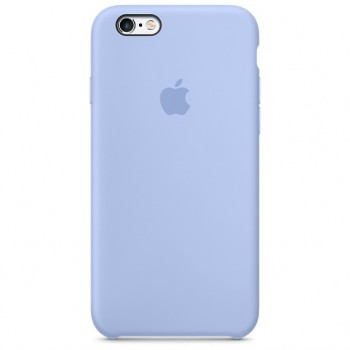 Чехол силиконовый Apple Silicone Case Lilac для Apple iPhone 6/6s