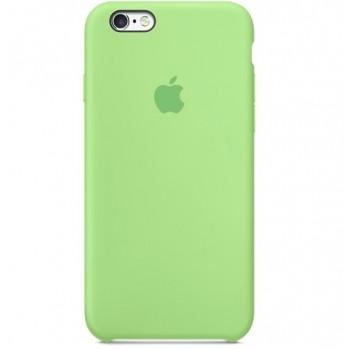 Чехол силиконовый Apple Silicone Case Lime для Apple iPhone 6/6s