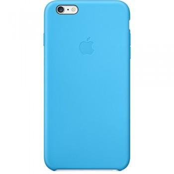 Чехол силиконовый Apple Silicone Sea Blue для Apple iPhone 6/6s