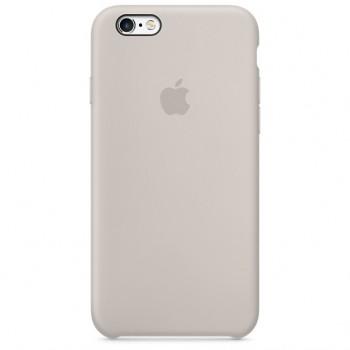 Чехол силиконовый Apple Silicone Pebble для Apple iPhone 6/6s