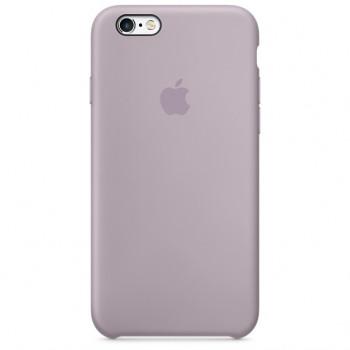 Чехол силиконовый Apple Silicone Case Lavender для Apple iPhone 6/6s