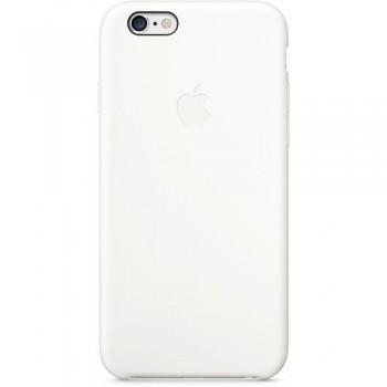 Чехол силиконовый Apple Silicone Case White для Apple iPhone 6/6s