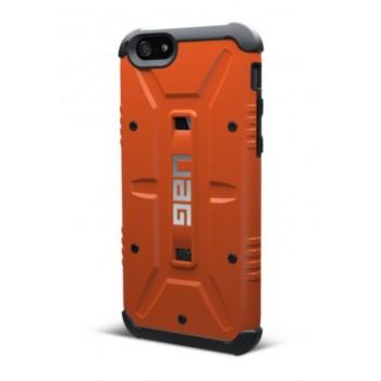 Чехол пластиковый Urban Armor Gear Outland Orange для iPhone 6