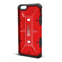Чехол пластиковый Urban Armor Gear Magma Transparent для iPhone 6/6S