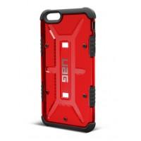 Чехол пластиковый Urban Armor Gear Magma Transparent для iPhone 6/6S
