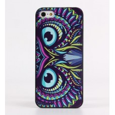 Чехол Funky Animal Aztec Glow In The Dark 3D для iPhone 6 Plus Филин