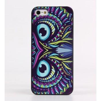Чехол пластиковый Luxo Funky Animal Aztec Glow In The Dark 3D Филин для iPhone 6 Plus