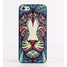 Чехол Funky Animal Aztec Glow In The Dark 3D для iPhone 6 Plus Лев