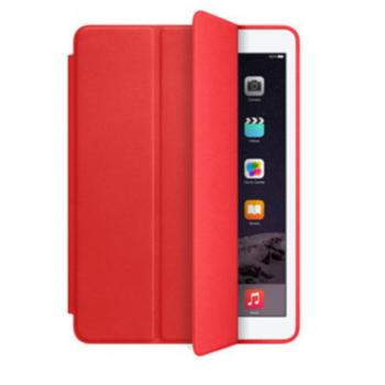 Чехол Apple Leather Smart Case Red для iPad Pro