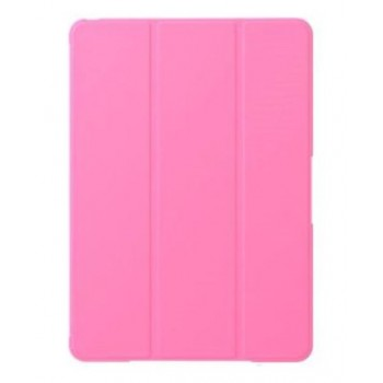 Чехол Apple Leather Smart Case Pink для iPad Pro