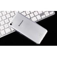 Чехол силиконовый прозрачный Silicone Case Clear для Lenovo S90