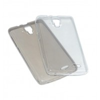 Чехол силиконовый ультратонкий Silicone Case Clear для Lenovo А536